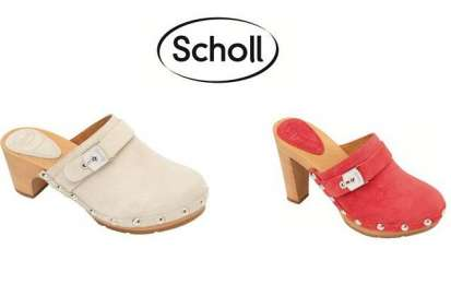 Clog Scholl per l'estate 2012