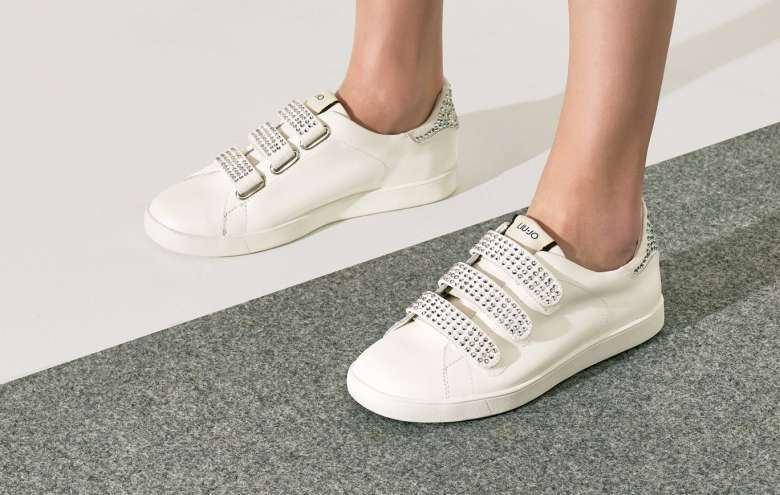 Sneakers bianche Autunno Inverno 2015 2016 (Foto) | Shoes