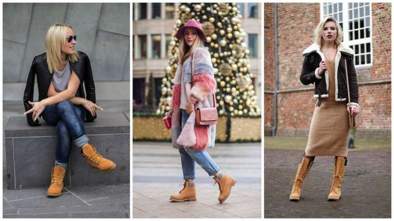 vuoto Predictor camino  Abbinare le Timberland da donna (Foto) | Shoes Stylosophy