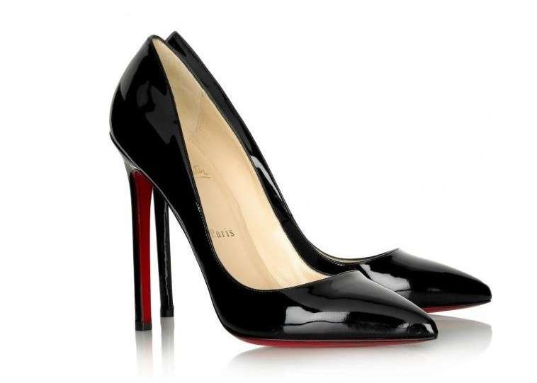 louboutin pigalle nere