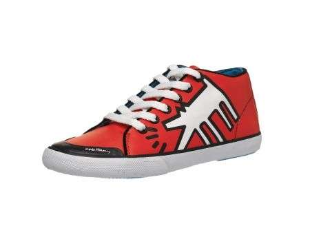 Tommy Hilfiger sneakers Keith Haring