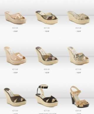 St Tropez Collection Jimmy Choo