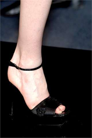 Scarpe Chanel : sandali haute couture estate 2009