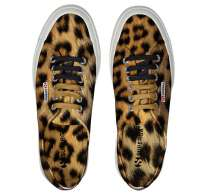 Sneakers animalier Superga maculate