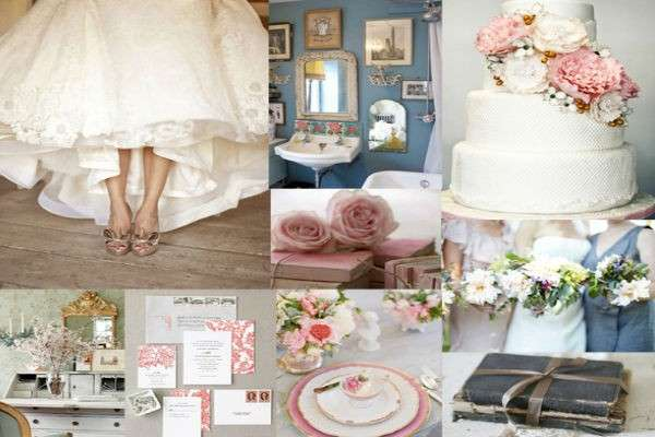Shabby chic coloniale