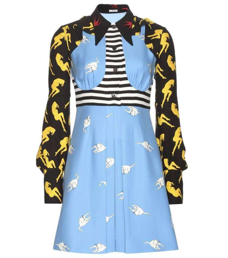 Minidress Miu Miu