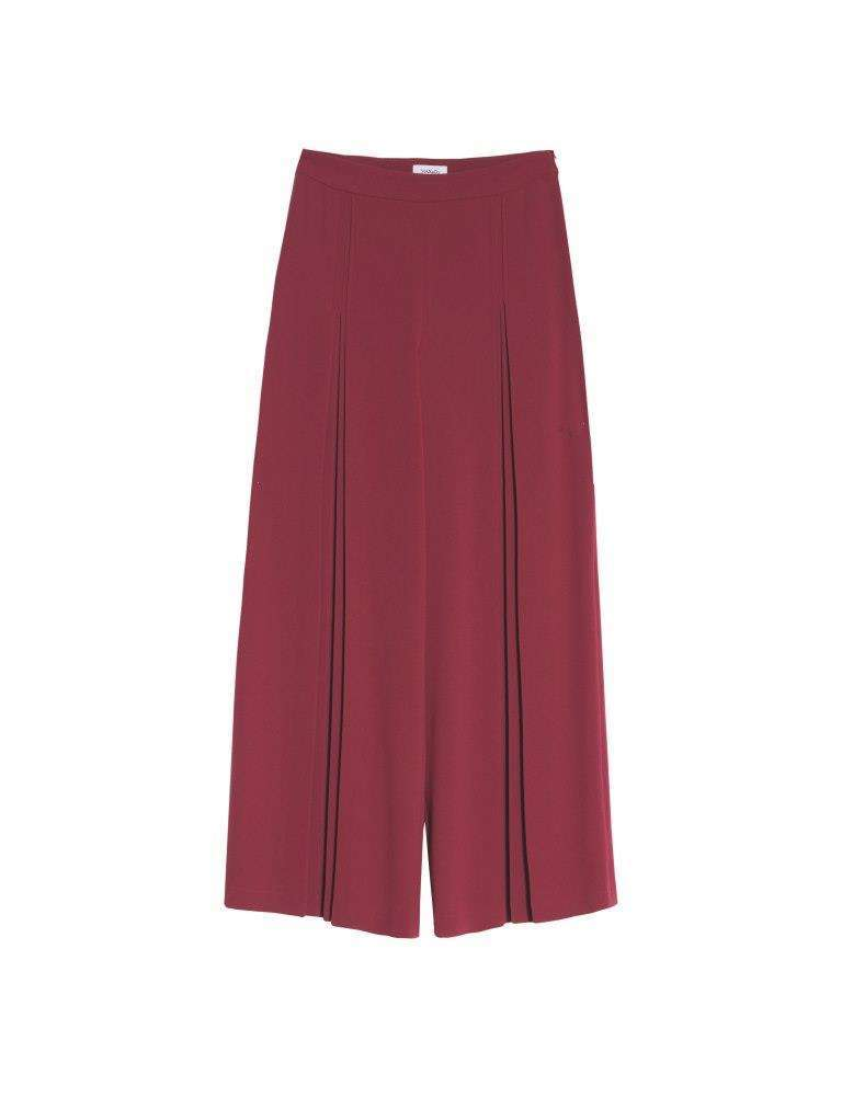 Culotte rosso scuro Max and Co