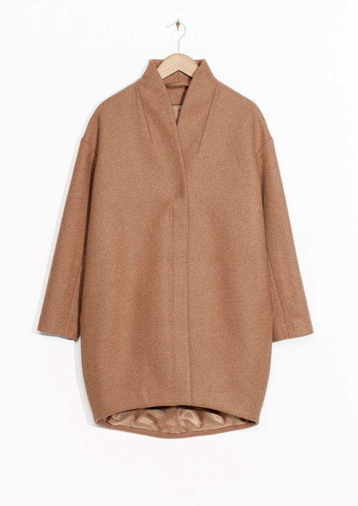 Cappotto camel And Other Stories