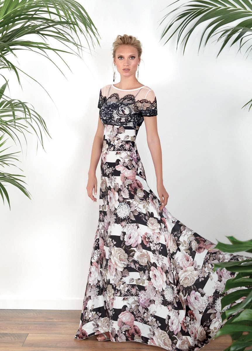 Long dress da cerimonia Matilde Cano