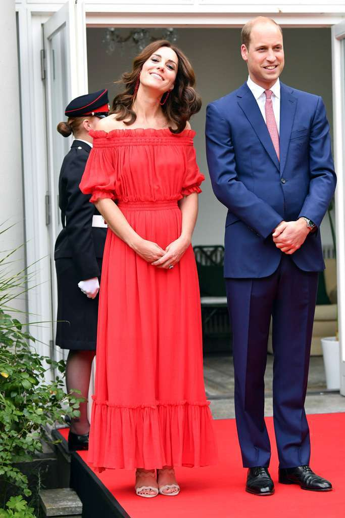 Look di Kate Middleton