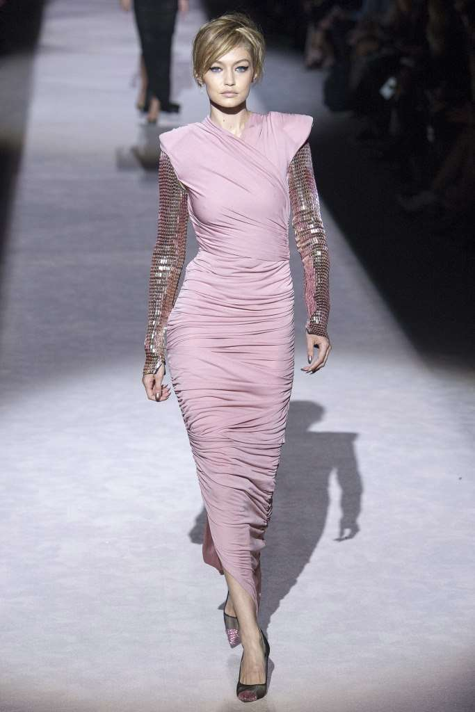 Pink Lavender abito  Tom Ford