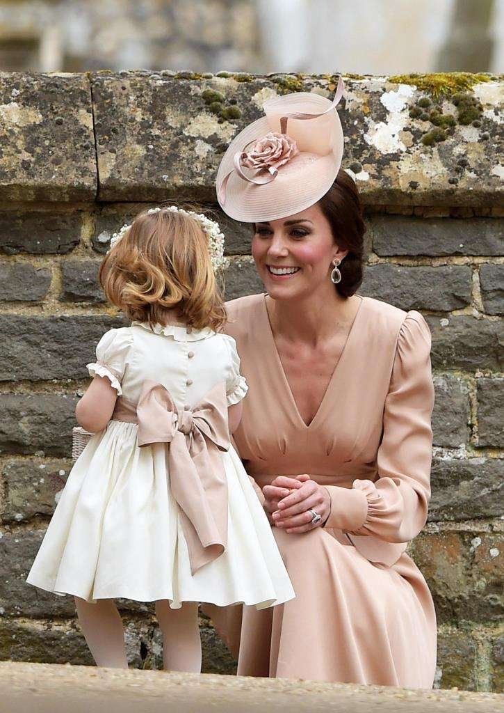 Kate Middleton, matrimonio Pippa