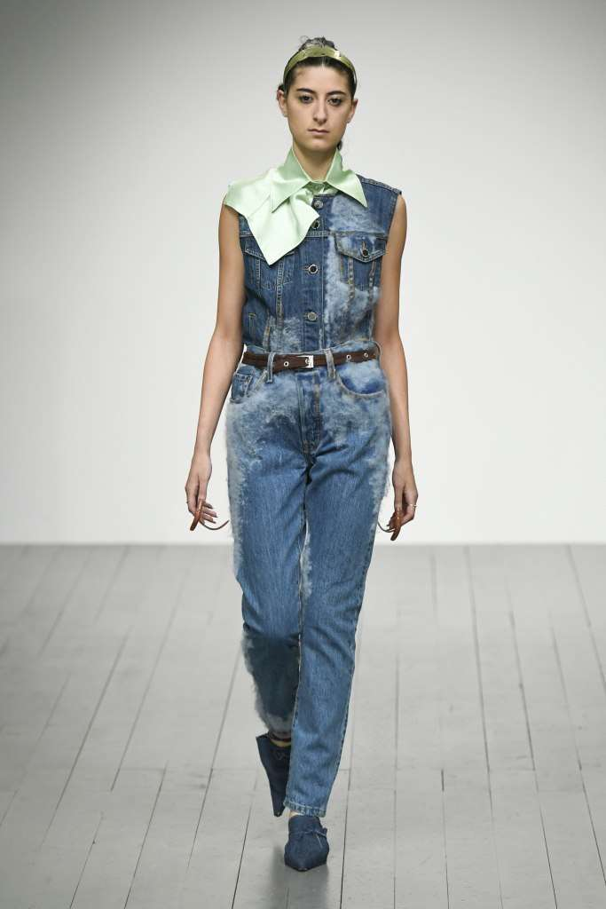 Denim look Faustine Steinmetz