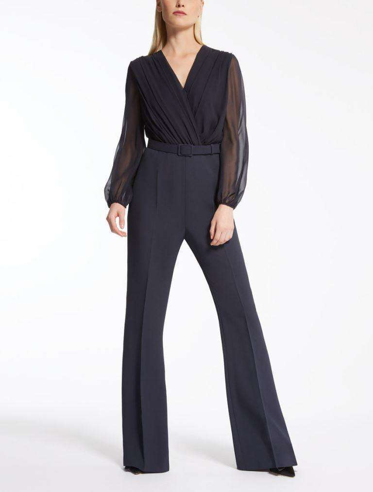 Jumpsuit dress blu Max Mara
