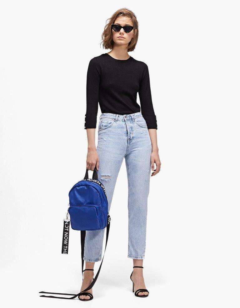 Mom fit jeans Stradivarius
