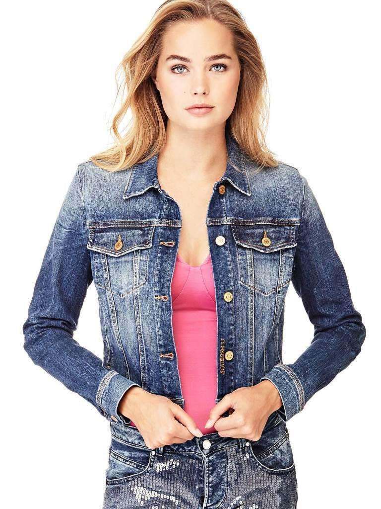 Giacca di jeans Guess