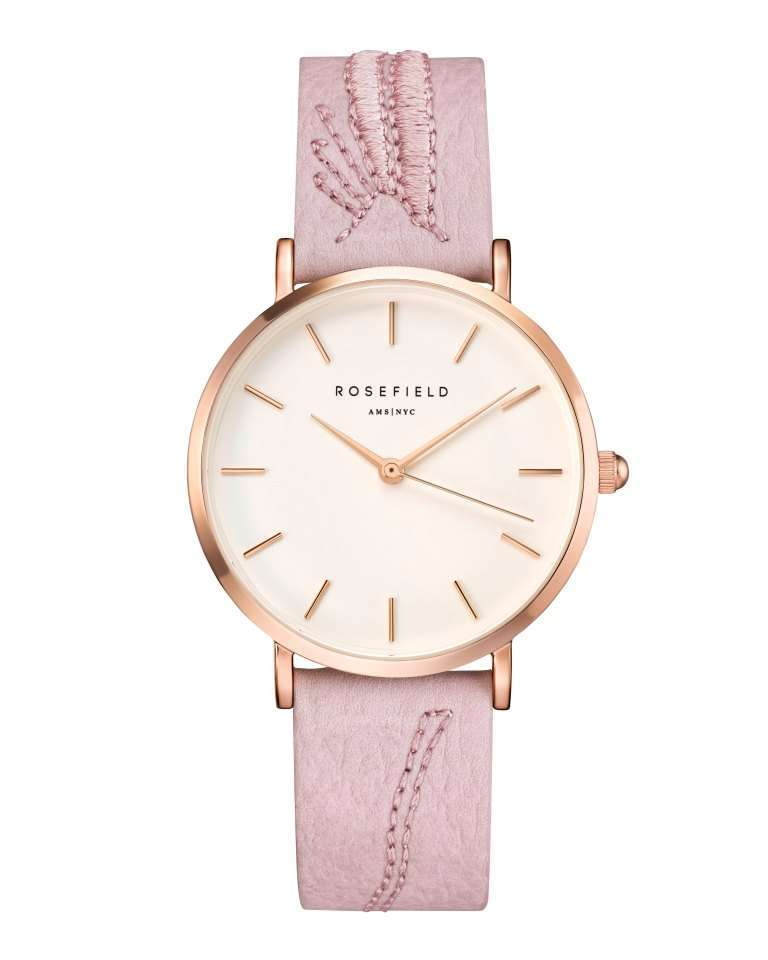 Rosefield, Blossom White Rose gold