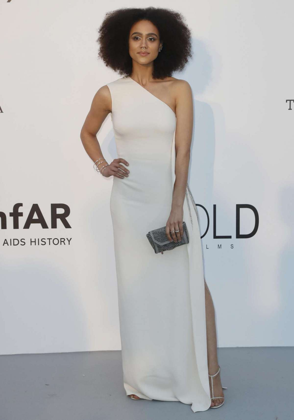 Nathalie Emmanuel in Stella McCartney