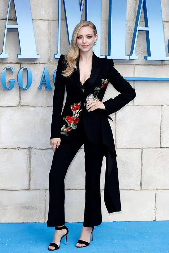 Look di Amanda Seyfried