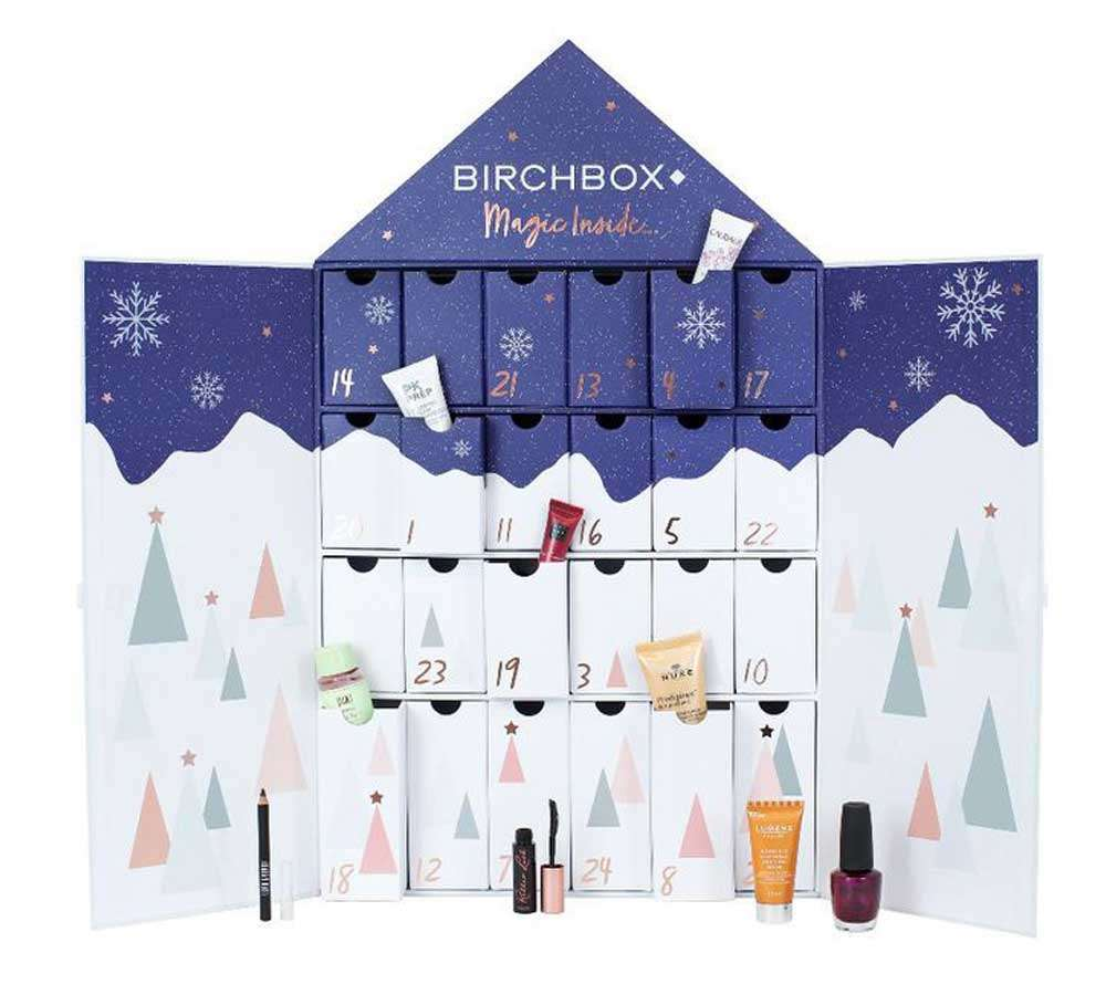 Calendario dell'Avvento Birchbox