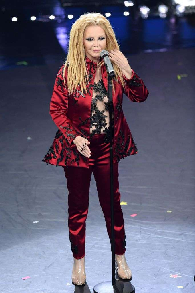 Look di Patty Pravo