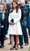 Cappotto Max Mara per Kate Middleton