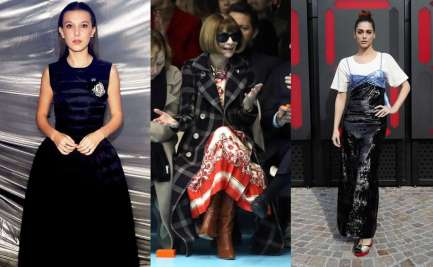 Look star alla Milano Fashion Week