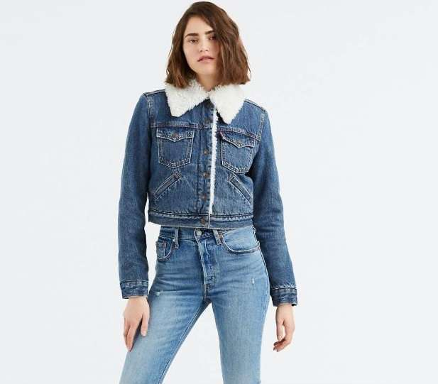 low priced 1ff84 32599 Giacche di jeans Autunno Inverno 2018-2019 (Foto) | Stylosophy