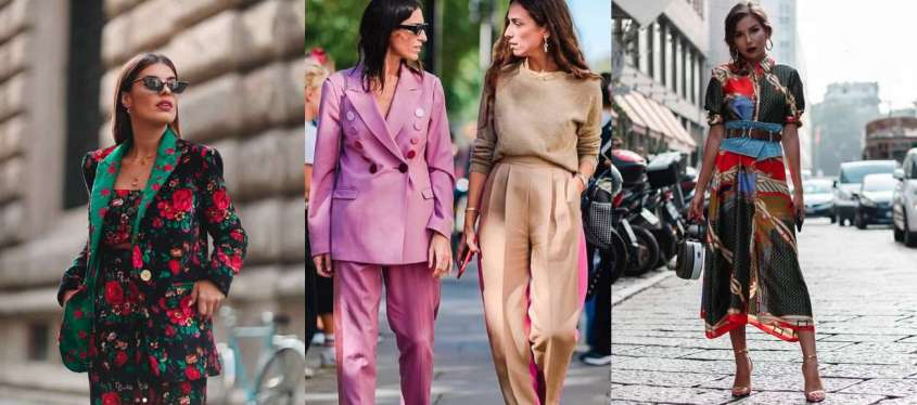 Street style Milano Fashion week settembre 2018