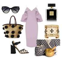 Chic mom look